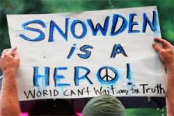 Прошение о помиловании Сноудена отклонено